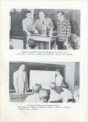 Page 10, 1954 Edition, Valier High School - Northern Lights Yearbook (Valier, MT) online yearbook collection