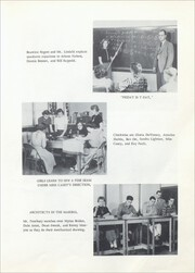 Page 11, 1954 Edition, Valier High School - Northern Lights Yearbook (Valier, MT) online yearbook collection