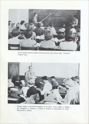 Page 12, 1954 Edition, Valier High School - Northern Lights Yearbook (Valier, MT) online yearbook collection