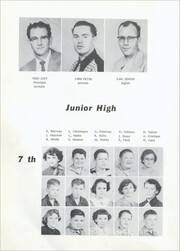 Page 16, 1954 Edition, Valier High School - Northern Lights Yearbook (Valier, MT) online yearbook collection