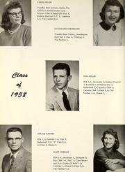 Page 10, 1958 Edition, Valier High School - Northern Lights Yearbook (Valier, MT) online yearbook collection