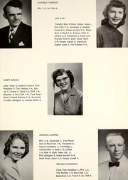 Page 11, 1958 Edition, Valier High School - Northern Lights Yearbook (Valier, MT) online yearbook collection