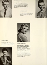 Page 14, 1958 Edition, Valier High School - Northern Lights Yearbook (Valier, MT) online yearbook collection