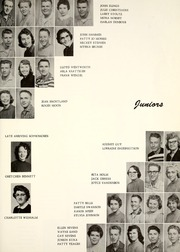 Page 15, 1958 Edition, Valier High School - Northern Lights Yearbook (Valier, MT) online yearbook collection