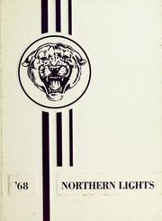1968 Edition, Valier High School - Northern Lights Yearbook (Valier, MT)