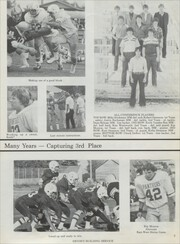Page 9, 1982 Edition, Valier High School - Northern Lights Yearbook (Valier, MT) online yearbook collection
