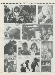 Page 12, 1987 Edition, Valier High School - Northern Lights Yearbook (Valier, MT) online yearbook collection