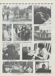 Page 13, 1987 Edition, Valier High School - Northern Lights Yearbook (Valier, MT) online yearbook collection