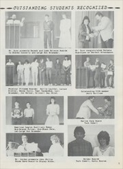 Page 9, 1987 Edition, Valier High School - Northern Lights Yearbook (Valier, MT) online yearbook collection