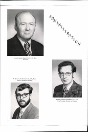 Page 10, 1973 Edition, Bishop McNamara High School - Mustang Yearbook (Forestville, MD) online yearbook collection