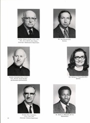 Page 16, 1973 Edition, Bishop McNamara High School - Mustang Yearbook (Forestville, MD) online yearbook collection