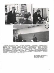 Page 7, 1973 Edition, Bishop McNamara High School - Mustang Yearbook (Forestville, MD) online yearbook collection