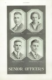 Page 14, 1921 Edition, Boise High School - Courier Yearbook (Boise, ID) online yearbook collection