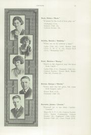 Page 17, 1922 Edition, Boise High School - Courier Yearbook (Boise, ID) online yearbook collection