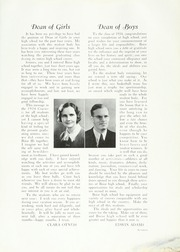Page 21, 1934 Edition, Boise High School - Courier Yearbook (Boise, ID) online yearbook collection