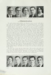 Page 22, 1934 Edition, Boise High School - Courier Yearbook (Boise, ID) online yearbook collection