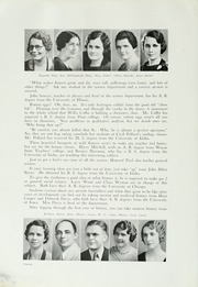 Page 24, 1934 Edition, Boise High School - Courier Yearbook (Boise, ID) online yearbook collection