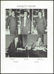 Page 11, 1945 Edition, Boise High School - Courier Yearbook (Boise, ID) online yearbook collection