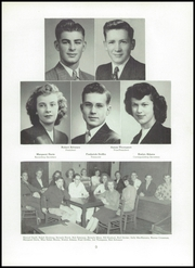 Page 13, 1945 Edition, Boise High School - Courier Yearbook (Boise, ID) online yearbook collection