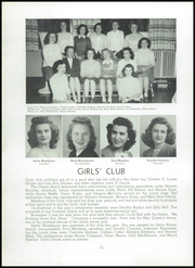 Page 16, 1945 Edition, Boise High School - Courier Yearbook (Boise, ID) online yearbook collection