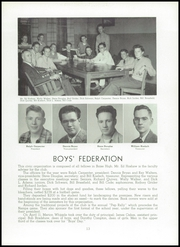 Page 17, 1945 Edition, Boise High School - Courier Yearbook (Boise, ID) online yearbook collection