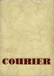 1947 Edition, Boise High School - Courier Yearbook (Boise, ID)