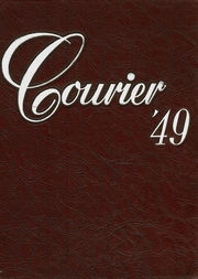 1949 Edition, Boise High School - Courier Yearbook (Boise, ID)