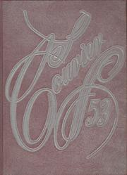 1953 Edition, Boise High School - Courier Yearbook (Boise, ID)