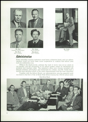 Page 12, 1954 Edition, Boise High School - Courier Yearbook (Boise, ID) online yearbook collection