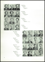 Page 14, 1954 Edition, Boise High School - Courier Yearbook (Boise, ID) online yearbook collection