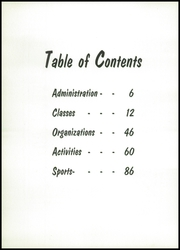 Page 8, 1954 Edition, Boise High School - Courier Yearbook (Boise, ID) online yearbook collection