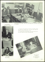 Page 11, 1956 Edition, Boise High School - Courier Yearbook (Boise, ID) online yearbook collection