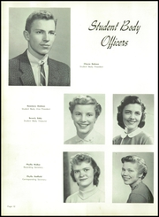 Page 16, 1956 Edition, Boise High School - Courier Yearbook (Boise, ID) online yearbook collection