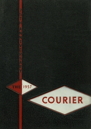 1957 Edition, Boise High School - Courier Yearbook (Boise, ID)