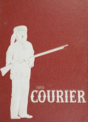 1959 Edition, Boise High School - Courier Yearbook (Boise, ID)