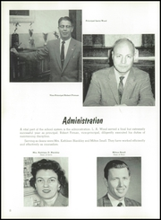 Page 12, 1960 Edition, Boise High School - Courier Yearbook (Boise, ID) online yearbook collection