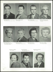 Page 16, 1960 Edition, Boise High School - Courier Yearbook (Boise, ID) online yearbook collection