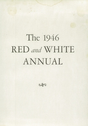 Page 5, 1946 Edition, Iowa City High School - Red and White Yearbook (Iowa City, IA) online yearbook collection