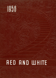 1956 Edition, Iowa City High School - Red and White Yearbook (Iowa City, IA)