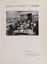 Page 49, 1940 Edition, Franklin School - Franklinite Yearbook (New York City, NY) online yearbook collection