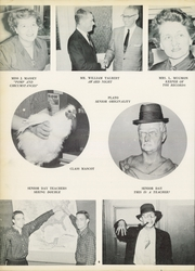 Page 10, 1956 Edition, Franklin School - Franklinite Yearbook (New York City, NY) online yearbook collection