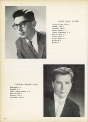 Page 14, 1956 Edition, Franklin School - Franklinite Yearbook (New York City, NY) online yearbook collection