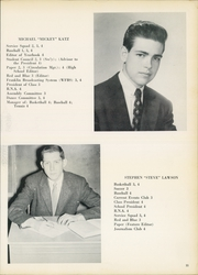 Page 15, 1956 Edition, Franklin School - Franklinite Yearbook (New York City, NY) online yearbook collection