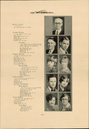 Page 13, 1928 Edition, Commerce High School - Ledger Yearbook (Portland, OR) online yearbook collection