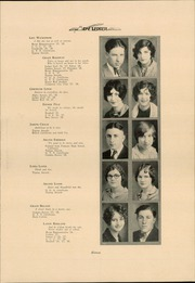 Page 15, 1928 Edition, Commerce High School - Ledger Yearbook (Portland, OR) online yearbook collection