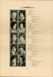 Page 16, 1928 Edition, Commerce High School - Ledger Yearbook (Portland, OR) online yearbook collection