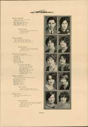 Page 17, 1928 Edition, Commerce High School - Ledger Yearbook (Portland, OR) online yearbook collection