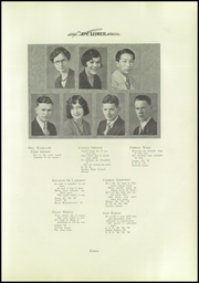 Page 15, 1930 Edition, Commerce High School - Ledger Yearbook (Portland, OR) online yearbook collection