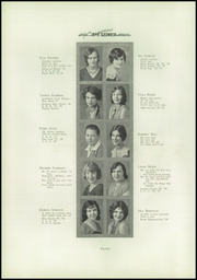 Page 16, 1930 Edition, Commerce High School - Ledger Yearbook (Portland, OR) online yearbook collection