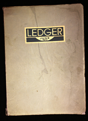 1931 Edition, Commerce High School - Ledger Yearbook (Portland, OR)